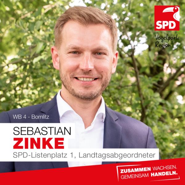 Sebastian Zinke