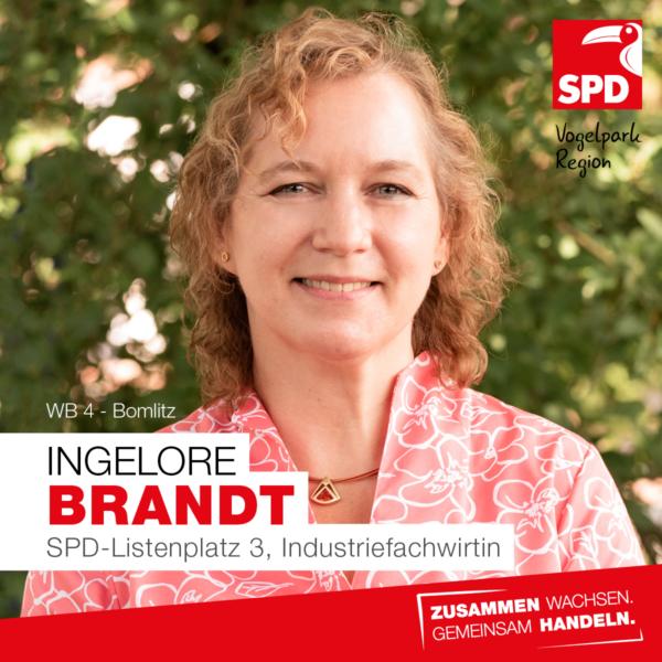 Ingelore Brandt