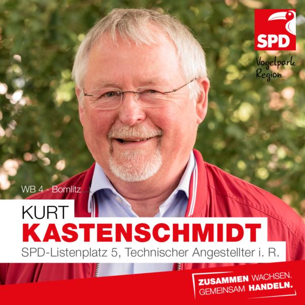 Kurt Kastenschmidt