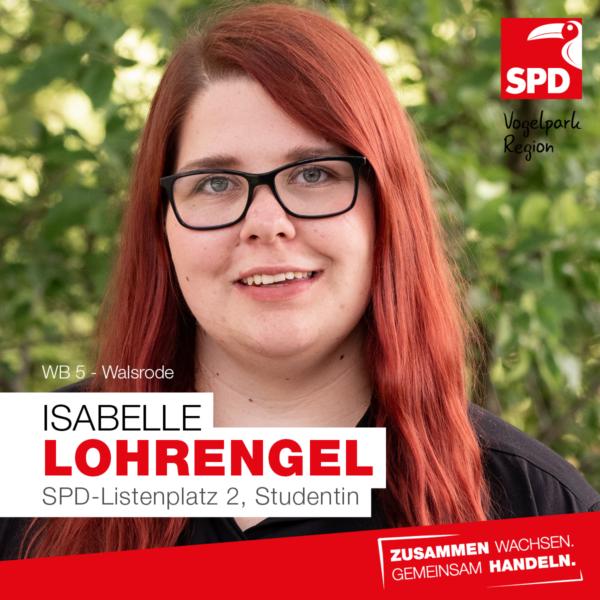 Isabelle Lohrengel