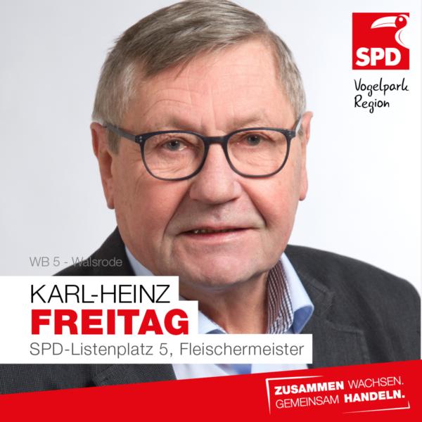 Karl-Heinz Freitag