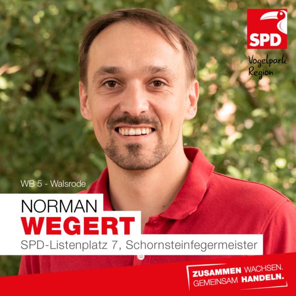Norman Wegert