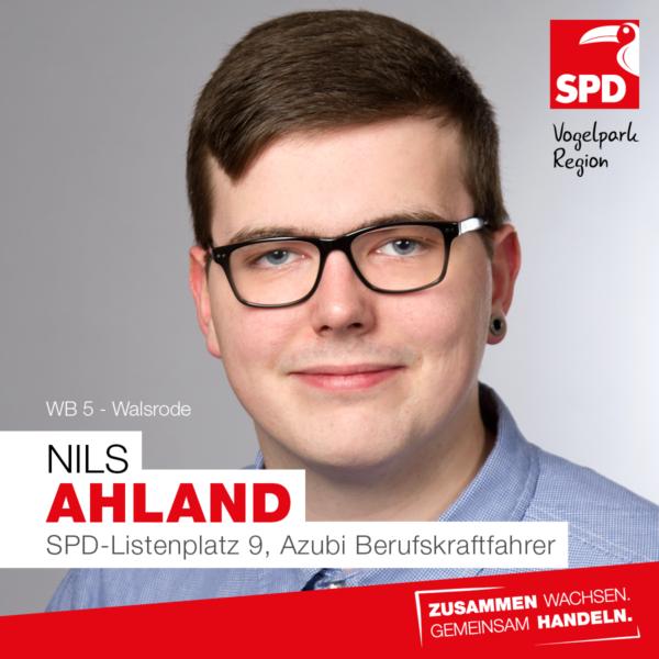 Nils Ahland